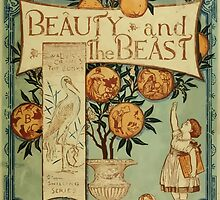 Beauty and the Beast by Walter Crane 1875 1 - Cover by wetdryvac