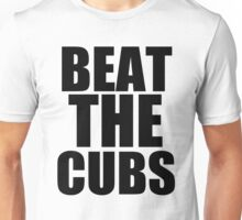 Chicago White Sox - BEAT THE CUBS Unisex T-Shirt