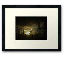 Awesome! Framed Print