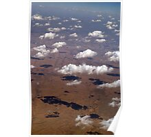 Outback NT from the sky... Poster