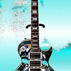Ace Face Guitar 2 by KirneH001