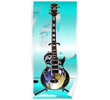 Ace Face Guitar 2 Poster