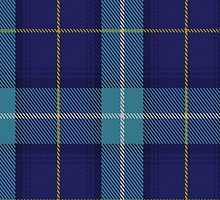 00460 The Blue Knights Tartan  by Detnecs2013