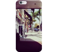 streets of sarasota iPhone Case/Skin
