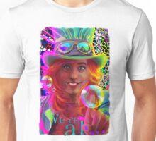 Ladybug Hatter Unisex T-Shirt