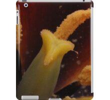 Tulip Macro iPad Case/Skin