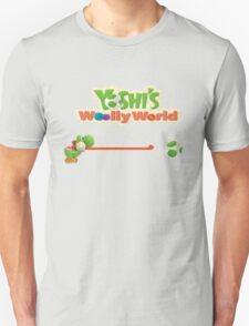 Yoshi's Woolly World T-Shirt