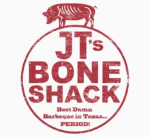 JT's Bone Shack BBQ by superiorgraphix