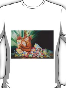 Palm Oil and Pollution T-Shirt