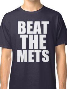 New York Yankees - BEAT THE METS Classic T-Shirt