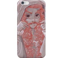 Toned Paper Merida iPhone Case/Skin