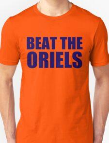 New York Yankees - BEAT THE ORIELS Unisex T-Shirt