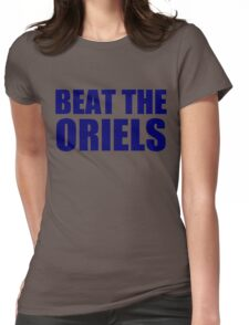 New York Yankees - BEAT THE ORIELS Womens Fitted T-Shirt