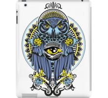 BLUE OWL iPad Case/Skin