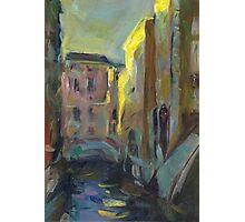 Sergey Gerasimov Venice. Evening (author's copy) Photographic Print