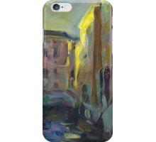 Sergey Gerasimov Venice. Evening (author's copy) iPhone Case/Skin