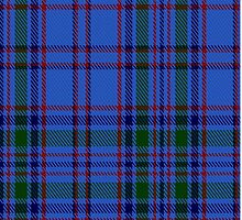00453 Bermuda Blue District Tartan  by Detnecs2013