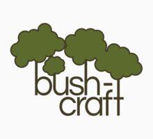 Green trees, bush craft One Piece - Short Sleeve
