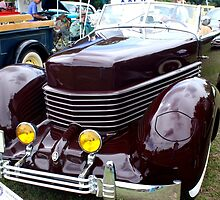 1936 Cord Model 810 by AuntDot
