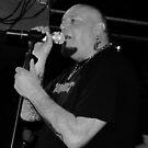 """paul di'anno """"live"""" dublin 09' by Finbarr Reilly"""