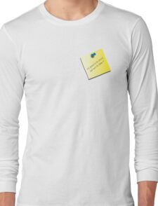 218 Clever Long Sleeve T-Shirt