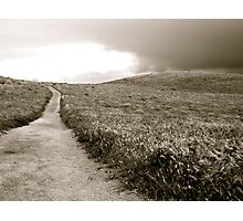 Road To Nowhere... Photographic Print