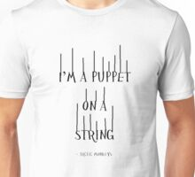 "Arctic Monkeys ""R U Mine?"" - White Unisex T-Shirt"