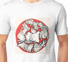 Mama Quila- Incan Moon Goddess Unisex T-Shirt