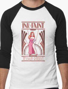 Ink & Paint Club Men's Baseball ¾ T-Shirt