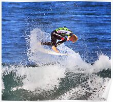 Rip Curl Women's Pro 2009 Freestyle Poster