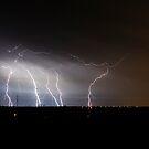 Eastside Lightning by Dennis Jones - CameraView