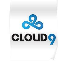 dota 2 cloud9 Poster