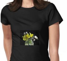 A Spring Bouquet Womens Fitted T-Shirt