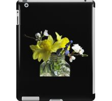 A Spring Bouquet iPad Case/Skin