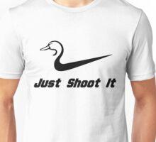 Just Shoot It Duck Hunting Unisex T-Shirt