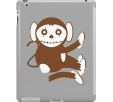 Cute Dead Monkey iPad Case/Skin