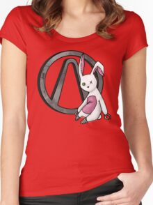 MUSHY SNUGGLEBITES! Women's Fitted Scoop T-Shirt