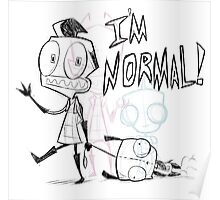 I'm Normal! Poster