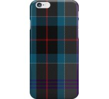 00448 Beauty Firth and Glens Tartan  iPhone Case/Skin