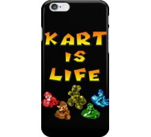 Kart is Life iPhone Case/Skin
