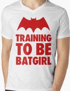Training To Be BatGirl Mens V-Neck T-Shirt