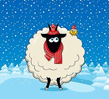 Sheep by Emir Simsek
