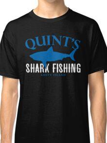 Quint's Shark Fishing Classic T-Shirt