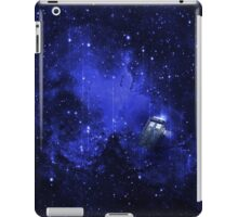 TARDIS Travelling in Time and Space iPad Case/Skin