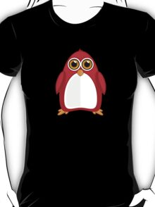 Red Penguin 2 T-Shirt