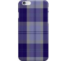 00444 Bannockbane Blue #2 Tartan  iPhone Case/Skin