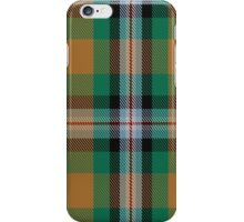 00443 Ball Hunting Tartan  iPhone Case/Skin