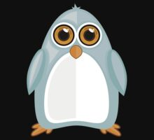 Baby Blue Penguin 2 T-Shirt