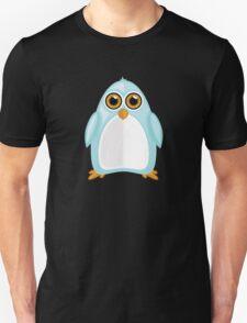 Baby Blue Penguin 2 Unisex T-Shirt