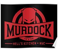 Murdock Gym Poster